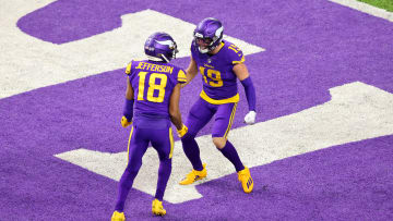 Justin Jefferson, Adam Thielen