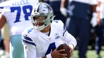 Dak Prescott estará listo para el inicio de la campaña de la NFL