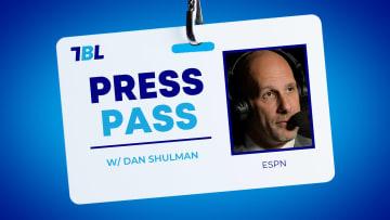 Dan Shulman of ESPN.
