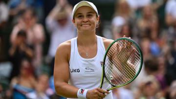 Ashleigh Barty vs Karolinva Pliskova Wimbledon 2021 Women's final results.