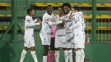 Atual campeão, Palmeiras faz grande início de Libertadores 2021