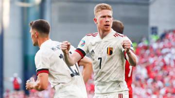 Retour gagnant pour de Bruyne qui offre trois nouveaux points à la Belgique