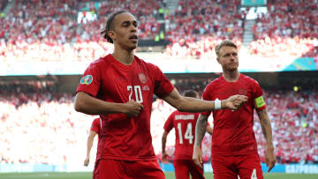 Denmark are vying to give themselves a lifeline at Euro 2020