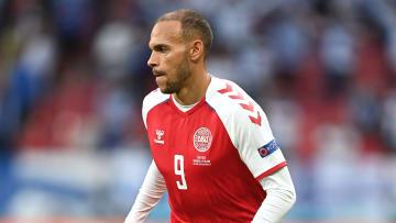 Martin Braithwaite has revealed that Denmark will play in honour of Christian Eriksen for the remaining Euro 2020 tournament