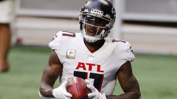 Julio Jones podría tener los días contados en Atlanta