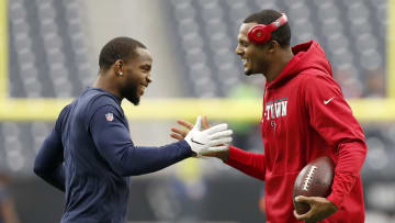 Deshaun Watson and Kareem Jackson