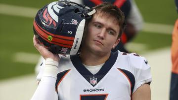 Drew Lock is not a good quarterback.