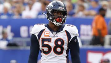Top-12 fantasy football defense rankings for Week 3, including the top-ranked Denver Broncos.