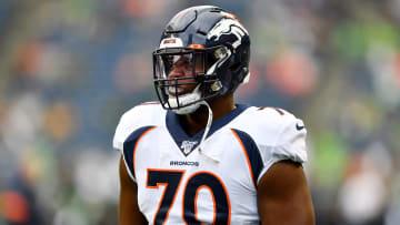Ja'Wuan James tiene contrato con los Broncos de $20 millones para la temporada 2021-22