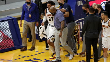 Jamal Murray's ACL injury crushes the Denver Nuggets' NBA Finals odds.