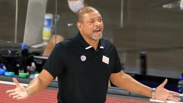 Doc Rivers, Denver Nuggets v Los Angeles Clippers - Game Five