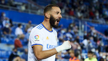 Benzema will want to celebrate his new contract with a goal