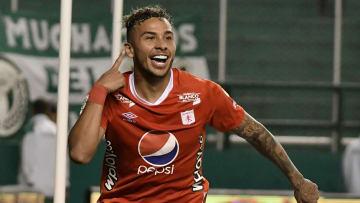 Duván Vergara, nuevo futbolista de Rayados de Monterrey