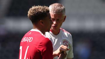 Solskjaer sees a future for Lingard at Man Utd