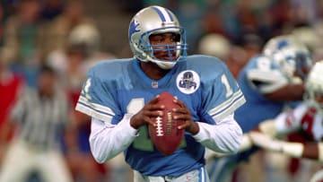 Detroit Lions Andre Ware