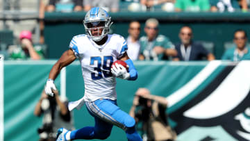 The Detroit Lions will be utilizing Jamal Agnew strictly as a wide receiver for the 2020 season.