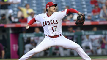 Shohei Ohtani is set to take on Kevin Gausman in tonight's pitchers duel.