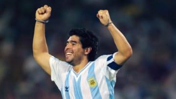 Maradona nous a quittés le 25 novembre dernier