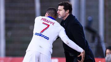 Kylian Mbappé aurait informé Pochettino de sa décision.