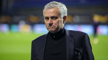 Jose Mourinho has taken a swipe at his former employers