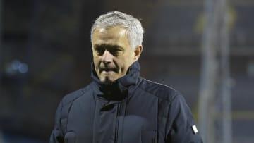 Jose Mourinho's Spurs side crashed out of the Europa League