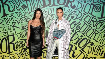 Kourtney Kardashian, Kim Kardashian West