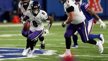 Ravens vs Raiders opening odds for NFL Week 1 season opener.