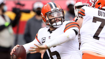 Baker Mayfield could get his contract extended this offseason.