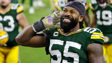 Za'Darius Smith and the Packers' pass rush is ready to step up in 2021.