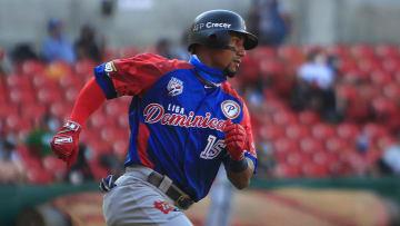 García fue el héroe ofensivo de los dominicanos en la jornada del miércoles
