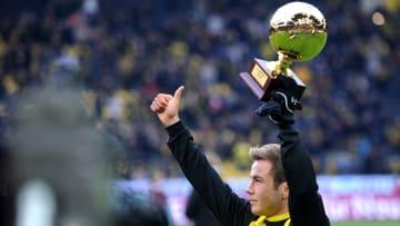 Mario Götze ist bislang der einzige deutsche Golden-Boy-Gewinner