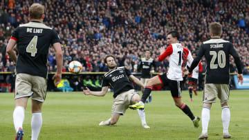 """Dutch Eredivisie""""Feyenoord v Ajax"""""""