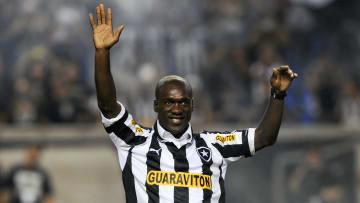 Seedorf chegou ao Botafogo em 2012