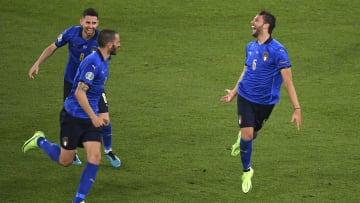 Die italienische Nationalelf startet mit Erfolg und viel Freude in die EM