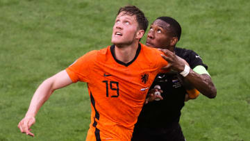 Wout Weghorst has starred for the Netherlands so far