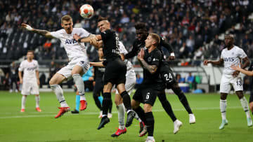 Umkämpfte Partie: Eintracht und Fener trennen sich unentschieden