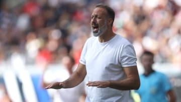 Will gegen Bayer Leverkusen die Offensive nicht vernachlässigen: Pellegrino Matarazzo