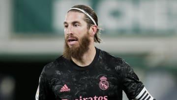 Sergio Ramos has offers from Man City, PSG & Bayern Munich