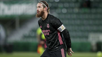 Real Madrid could make a late offer to Sergio Ramos