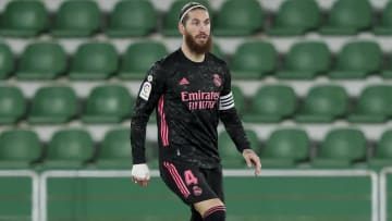 Sergio Ramos revealed all about his contract negotiations with Real Madrid