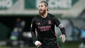 Sergio Ramos is hoping to ink an extension with Real Madrid