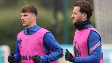 Mason Mount & Ben Chilwell will remain in isolation