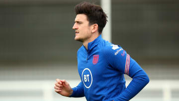 Harry Maguire is ready to return for England