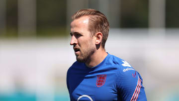 Kane did not have a great start to Euro 2020