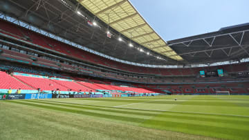 Wembley will host a bigger crowd later in Euro 2020