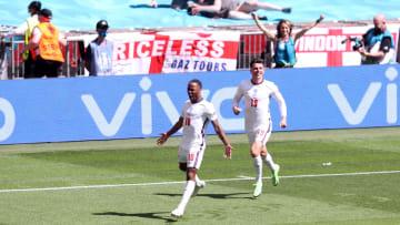 Sterling scored the winner for England