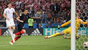 Inglaterra y Croacia se enfrentan en el Grupo D