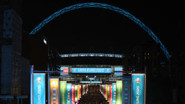 Wembley will host the final