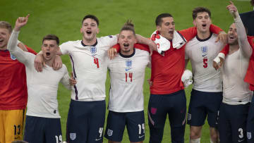 England will face Italy in the Euro 2020 final
