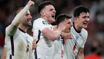 ستواجه إنجلترا إيطاليا في نهائي بطولة أوروبا 2020